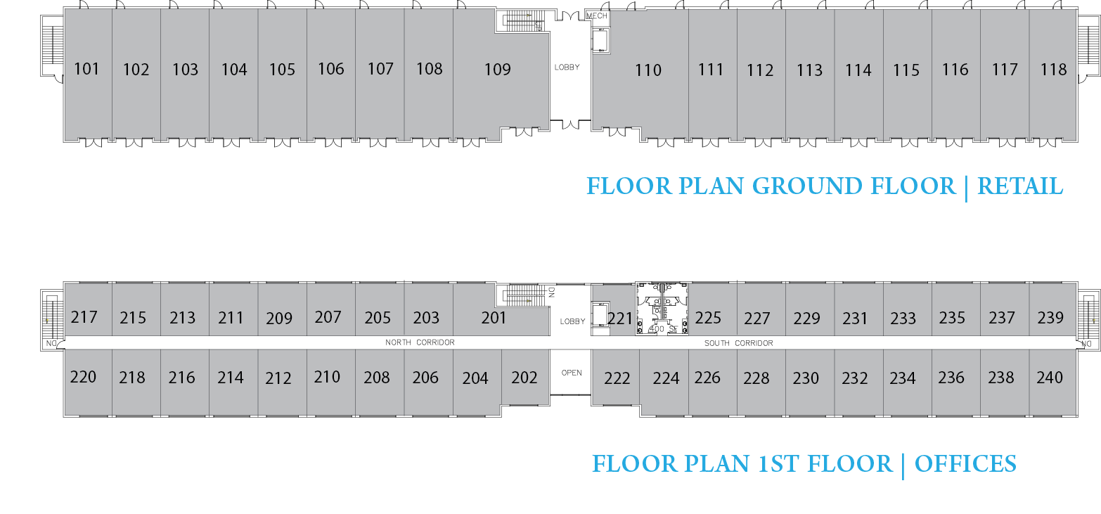 RETAIL FLOORPLAN